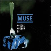 Click here for more info about 'Muse - Muscle Museum EP - 1st issue'