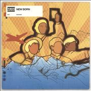 "Muse New Born UK 7"" vinyl"