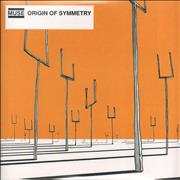 Muse Origin Of Symmetry - Sealed UK 2-LP vinyl set