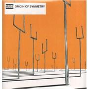 Muse Origin Of Symmetry - Sealed UK 2-LP vinyl set