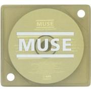 Muse Origin Of Symmetry UK CD album Promo