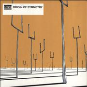 Muse Origin Of Symmetry UK 2-LP vinyl set