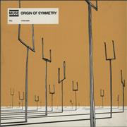 Muse Origin Of Symmetry Japan CD album Promo