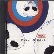 Click here for more info about 'Muse - Plug In Baby - CD1'