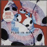 Muse Plug In Baby - Part 2 USA CD single