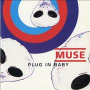 Click here for more info about 'Muse - Plug In Baby'
