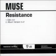 Click here for more info about 'Muse - Resistance'