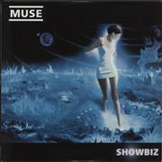 Muse Showbiz UK 2-LP vinyl set