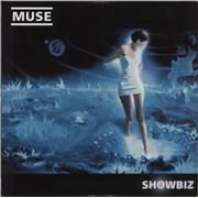 Muse Showbiz UK 2-LP vinyl set