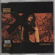 Click here for more info about 'Muse - Sunburn - CD1'