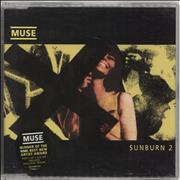 Click here for more info about 'Muse - Sunburn - CD2'