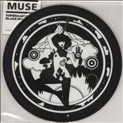 "Muse Supermassive Black Hole UK 7"" picture disc"