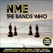 Click here for more info about 'Muse - The Bands Who - NME CD'