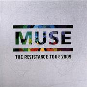 Click here for more info about 'Muse - The Resistance Tour 2009'
