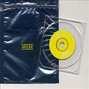 Click here for more info about 'Muse - Time Is Running Out - Static Shield Bag'