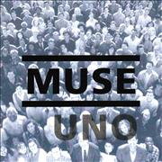 "Muse Uno UK 7"" vinyl"