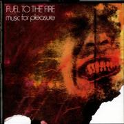 Click here for more info about 'Music For Pleasure - Fuel To The Fire'