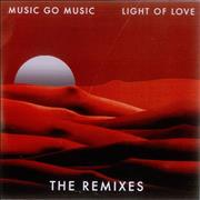 Click here for more info about 'Music Go Music - Light Of Love - The Remixes'