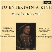 Click here for more info about 'Musica Reservata - To Entertain A King - Music For Henry VIII'
