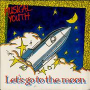 Click here for more info about 'Musical Youth - Let's Go To The Moon'