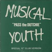 Click here for more info about 'Musical Youth - Pass The Dutchie [Special 12