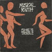 Click here for more info about 'Musical Youth - She's Trouble'
