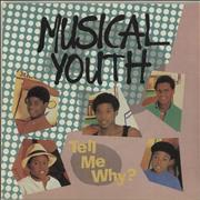 Click here for more info about 'Musical Youth - Tell Me Why?'