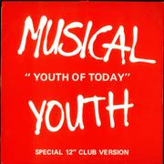 Click here for more info about 'Musical Youth - Youth Of Today'