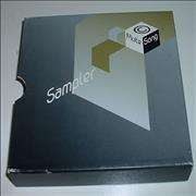 Mute Label Mute Song Sampler UK 4-CD set Promo