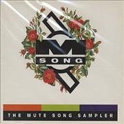 Mute Label The Mute Song Sampler UK 3-CD set Promo