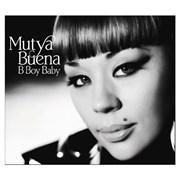 Mutya Buena B Boy Baby UK CD single