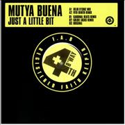 Click here for more info about 'Mutya Buena - Just A Little Bit'
