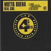 """Mutya Buena Real Girl UK 12"""" vinyl"""