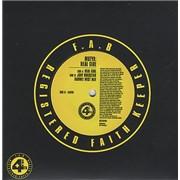 """Mutya Buena Real Girl UK 7"""" vinyl Promo"""