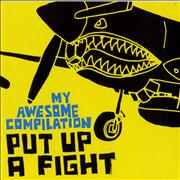 Click here for more info about 'My Awesome Compilation - Put Up A Fight - Light Blue Vinyl'