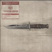 Click here for more info about 'My Chemical Romance - Conventional Weapons Release 02 - Red Vinyl - Sealed'