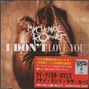 Click here for more info about 'My Chemical Romance - I Don't Love You'