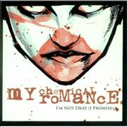 Click here for more info about 'My Chemical Romance - I'm Not OK (I Promise)'