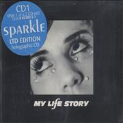 Click here for more info about 'My Life Story - Sparkle'
