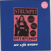 Click here for more info about 'My Life Story - Strumpet'