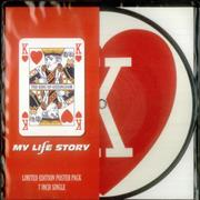 Click here for more info about 'My Life Story - The King Of Kissingdom - Poster Pack'