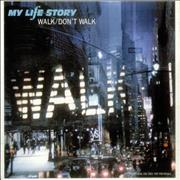 Click here for more info about 'My Life Story - Walk/ Don't Walk'