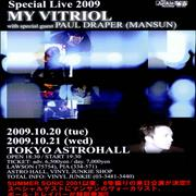 Click here for more info about 'My Vitriol - Special Live 2009'