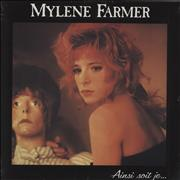 Click here for more info about 'Mylene Farmer - Ainsi Soit Je - Orange - Sealed'