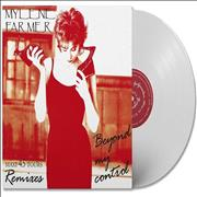 Click here for more info about 'Mylene Farmer - Beyond My Control - White Vinyl'