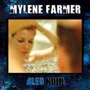 Mylene Farmer Bleu Noir France 2-LP vinyl set