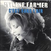 Click here for more info about 'Mylene Farmer - C'est Dans L'air - Sealed'