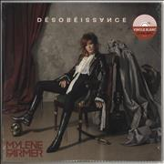 Click here for more info about 'Desobeissance - White Vinyl - Sealed'