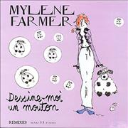"Mylene Farmer Dessine-Moi Un Mouton - Sealed France 12"" vinyl"
