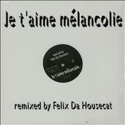 Click here for more info about ' - Je T'Aime Melancolie - Sealed'